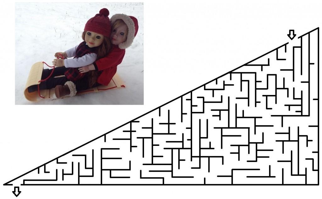 Sisterhood Maze