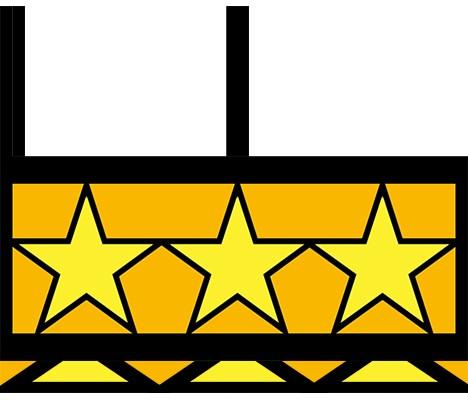 Star lantern pattern